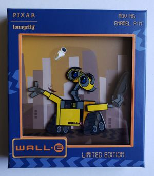 Loungefly Disney Pixar WALL•E Moving Enamel LE 500 Pin for Sale in Glendale, CA