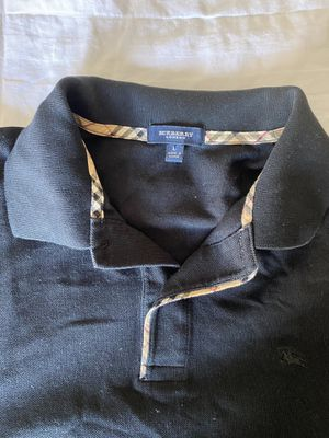 Burberry Polo Men's Shirt - Large for Sale in Hayward, CA