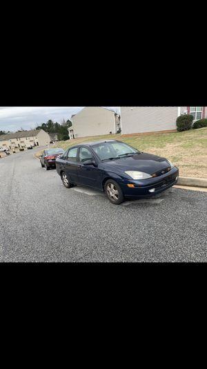 2004 Ford Focus zts for Sale in Atlanta, GA