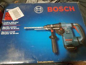 Bosch SDS Plus Rotary Hammer Drill for Sale in Modesto, CA