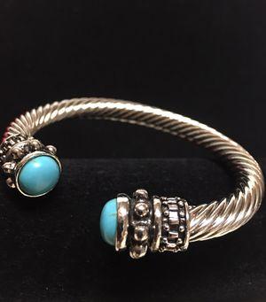 Bracelet turquoise stone for Sale in Lorton, VA