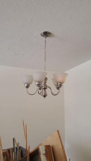 Hanging light fixture for Sale in Salt Lake City, UT
