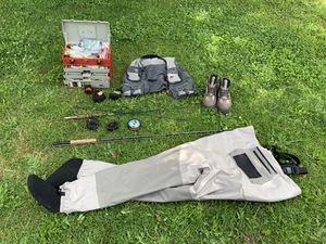 Fly fishing gear for Sale in Keizer, OR