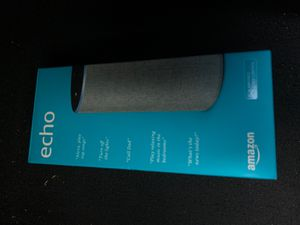 Brand new Amazon Echo for Sale in Columbia, MD