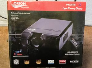 Projector Orion 3D for Sale in Los Angeles, CA