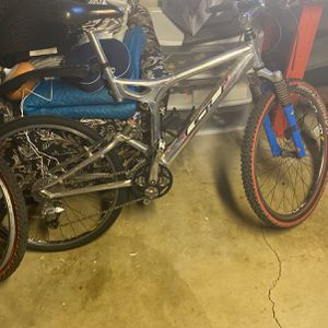 26 Inch GT Mountain Bike Full Suspension for Sale in Arvada, CO