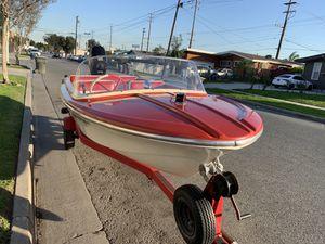 1963 Elgin 4 stroke boat for Sale in Hacienda Heights, CA
