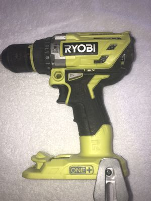 RYOBI 18-Volt ONE+ Lithium-Ion Cordless Brushless 1/2 in. Hammer Drill/Driver for Sale in Palmdale, CA