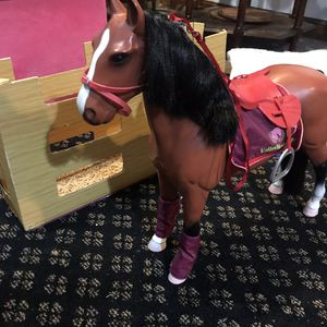 18 inches doll horse 🐎 for Sale in Woodbridge, VA