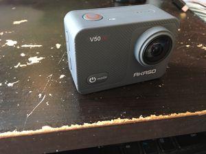 4K action camera akaso v50x for Sale in Limestone, TN