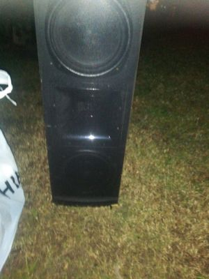 Klipsch speaker for Sale in Tulsa, OK