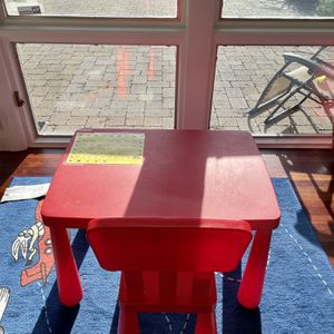 Toddler / Kids Table And Chair for Sale in Beaverton, OR