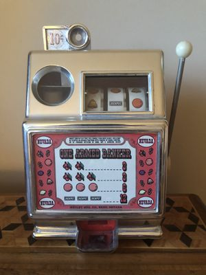 "Vintage 70""s 10 cent toy slot machine ""One Armed Banker"" for Sale in Washington, DC"