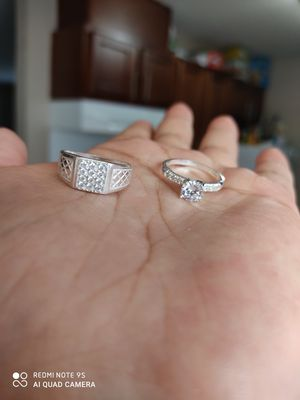 925 silver ring size 6,7,8,9 for Sale in Austin, TX