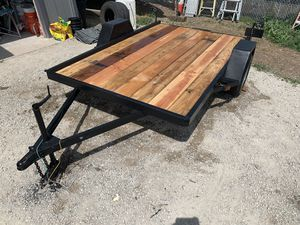 Great flatbed trailer for Sale in Broomfield, CO