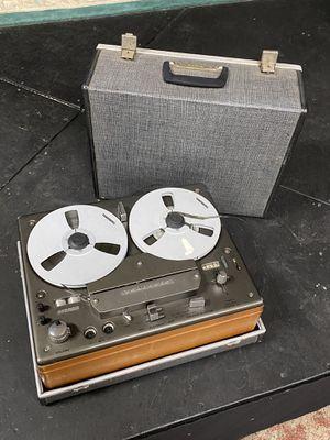Vintage Tandberg 12-41 Reel To Reel Tape Recorder for Sale in Derby, CT