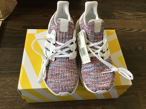 Adidas Ultraboost J Women's Shoes, Course a Pide, Size 6, Brand new for Sale in Salt Lake City, UT