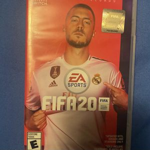 FIFA 20 Legacy Edition (Nintendo Switch) for Sale in Pico Rivera, CA