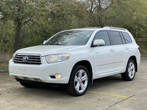 2010 Highlander Limited With Navigation Very Clean SUV!! Clean Carfax!! for Sale in Houston, TX