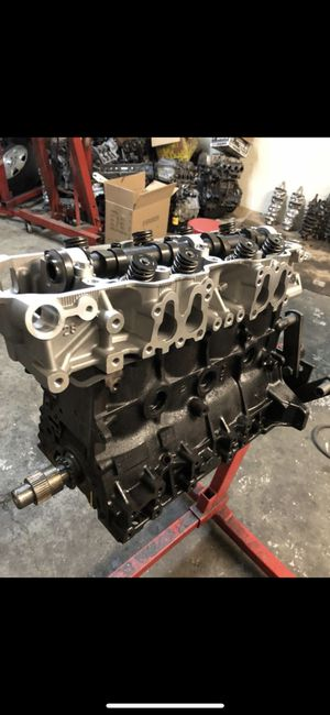 Toyota 22RE rebuilt engines for 850 with core for