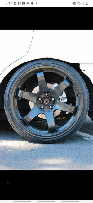18x9 rota grids 5x100 30 offset for Sale in Pleasant Hill, CA