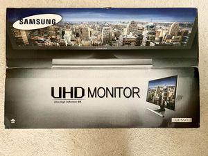 Samsung UE590 UHD Monitor for Sale in Alexandria, VA