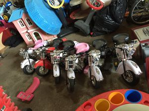 Indian motorcycles power wheels for Sale in Mount Joy, PA