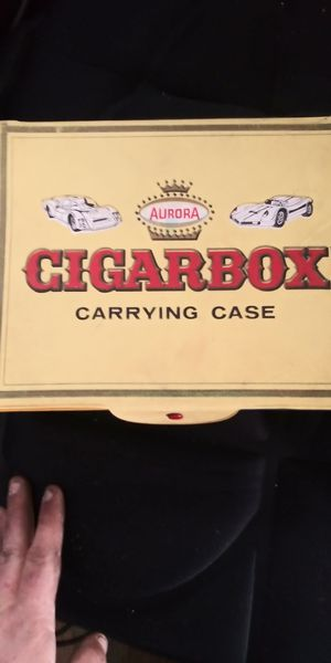 Cigbox. Carrying case 19 68 for Sale in Lancaster, OH