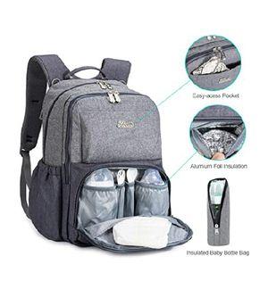 Diaper Bag Backpack Baby Bag - Large Waterproof Travel Diaper Backpack for Sale in Compton, CA