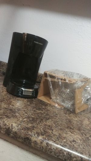 BLACK & DECKER Coffee maker for Sale in Hawthorne, CA