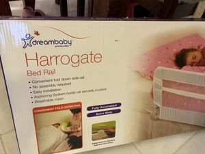 Bed rail , dream baby Harrogate Bed Rail for Sale in Kissimmee, FL