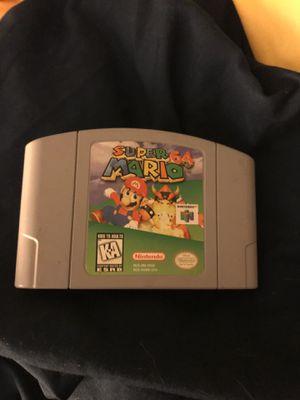 Super Mario 64 for Sale in Mt. Juliet, TN