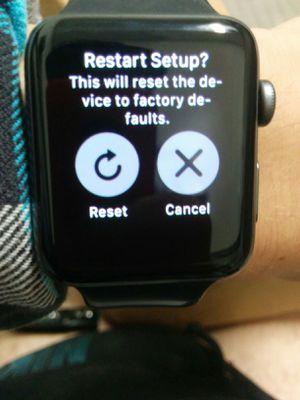 Apple watch series 3, 42mm, LTE, water resistant 50 meters for Sale in Honolulu, HI