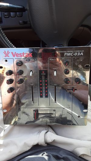 Vestax mixing controller for Sale in Seattle, WA