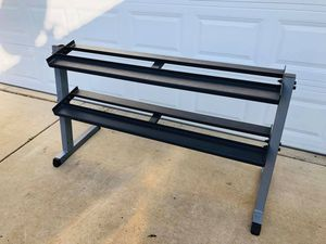 Dumbbell Rack - Weight Rack - Gym Equipment - Work Out - Exercise for Sale in Downers Grove, IL