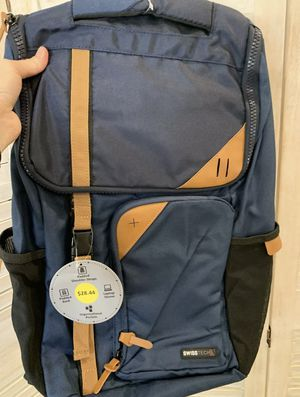 Brand new Swisstech backpack $15 for Sale in Perris, CA
