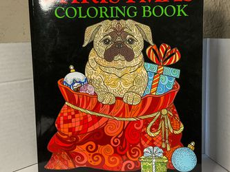 Christmas Coloring Book (with Intricate Designs For Adults) for Sale in Denver,  CO