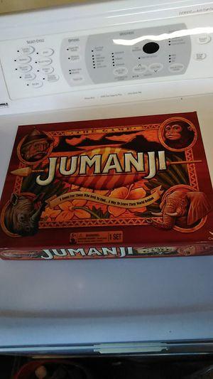 Jumanji game for Sale in Visalia, CA