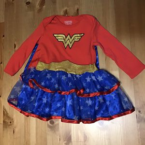 Girls Wonder Woman Costume Size 12 to 18 months for Sale in Gresham, OR