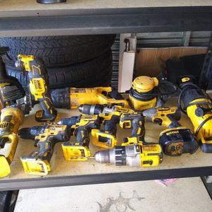 Various Dewalt Tools Makita Air Compressor for Sale in Kent, WA