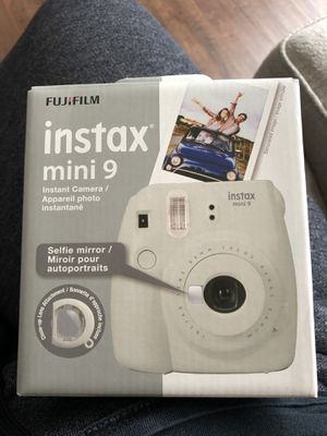 Instax Mini 9 for Sale in Greenville, SC
