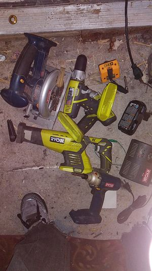 Ryobi Tools for Sale in Las Vegas, NV
