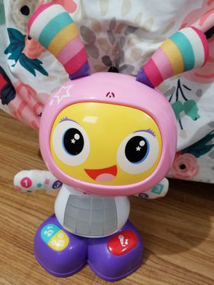 Fisher Price Dance & Move BeatBelle Robot for Sale in West Seneca, NY