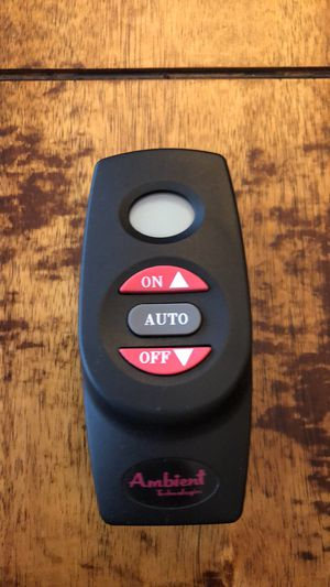 Ambient fireplace remote, replacement RCST for Sale in Kernersville, NC