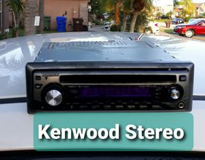 Kenwood Car Stereo for Sale in Kissimmee, FL