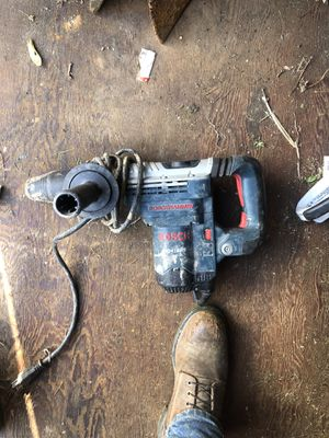 Bosch Roatary hammer drill for Sale in Damascus, MD