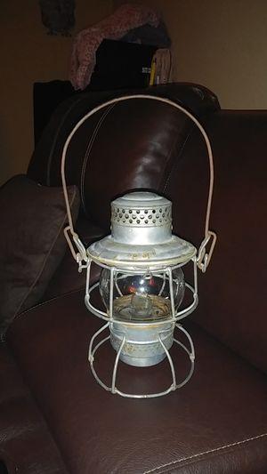Late 1800's antique kerosene lamp for Sale in Cypress Gardens, FL