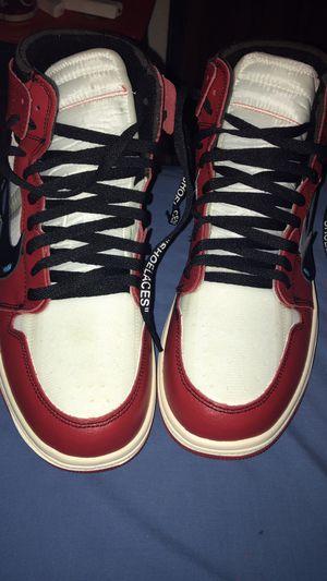 Off white Jordan 1 for Sale in Philadelphia, PA