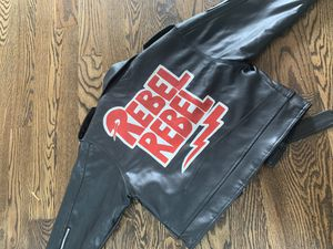 REBEL REBEL Authentic leather jacket! for Sale in Jersey City, NJ
