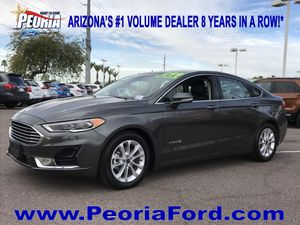 2019 Ford Fusion Hybrid for Sale in Peoria, AZ
